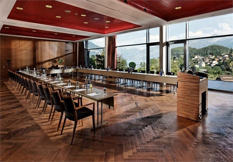 Eden Spiez - Panoramasaal - Seminarhotels Schweiz - MICE Service Group