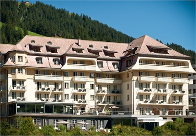 The Cambrian - Aussenansicht - Seminarhotels Schweiz - MICE Service Group